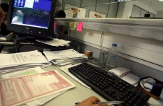 Ιδιώνυμο αδίκημα πλέον η επίθεση σε εφοριακό υπάλληλο