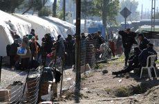 Ειδομένη: Ανέφικτη η διέλευση των τρένων παρά την απομάκρυνση σκηνών