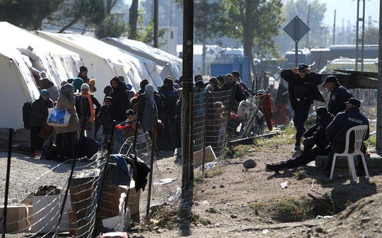 Στην Εισαγγελία Κιλκίς για το θέμα των μεταναστών προσφεύγει η κοινότητα της Ειδομένης