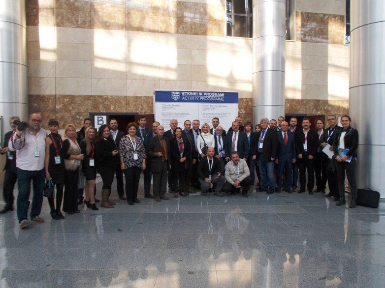 Δυναμική παρουσία για δεύτερη χρονιά στη διεθνή τουριστική έκθεση Travel Turkey Izmir