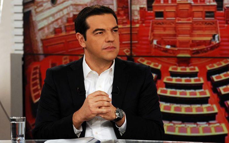 Τσίπρας: Το 2016 η Ελλάδα θα εκπλήξει όλο τον κόσμο