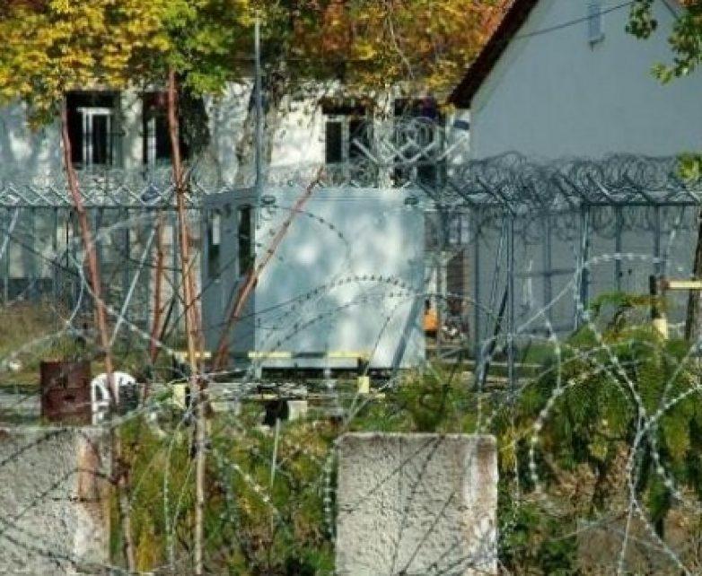 """""""Ο ΕΣΤΑΥΡΩΜΕΝΟΣ"""" στις φυλακές της Λάρισας"""