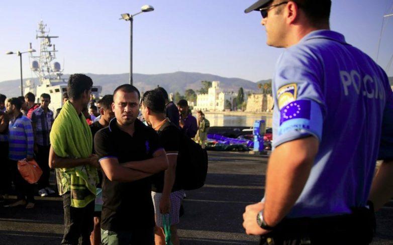 Συνωστισμός στον δρόμο προς Ειδομένη