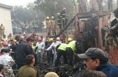 Ινδία: Δέκα νεκροί από πρόσκρουση αεροσκάφους σε τοίχο