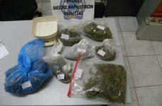 Σύλληψη στα Τρίκαλα για κατοχή κάνναβης