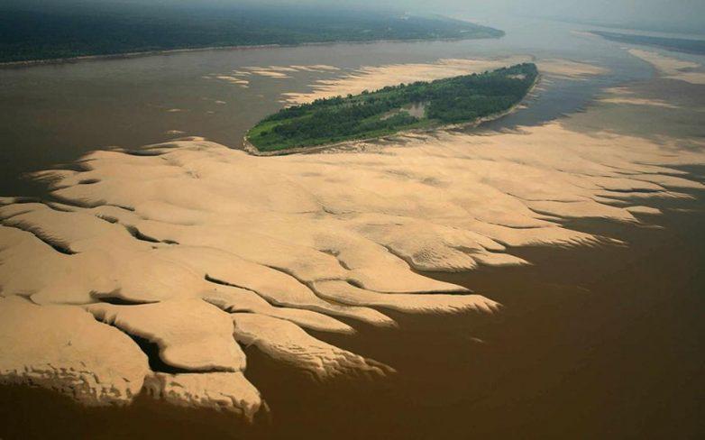 Απώλεια του 1/3 της καλλιεργήσιμης Γης από διάβρωση και ρύπανση του εδάφους