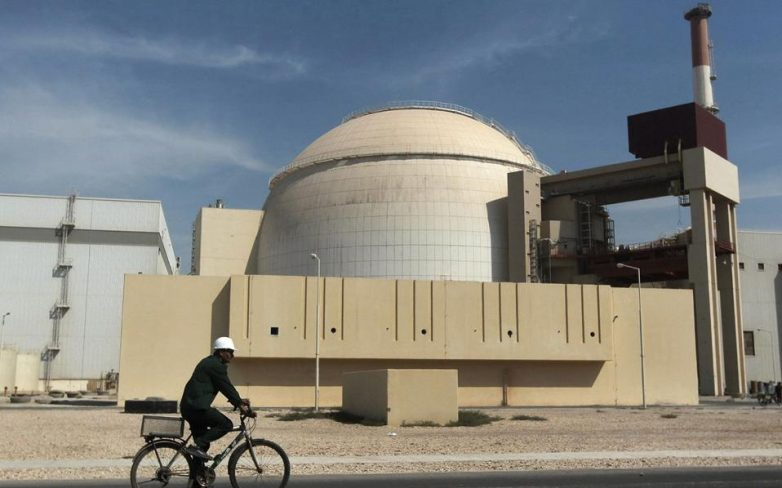 Η Ρωσία αρχίζει την κατασκευή δύο νέων πυρηνικών αντιδραστήρων στο Ιράν