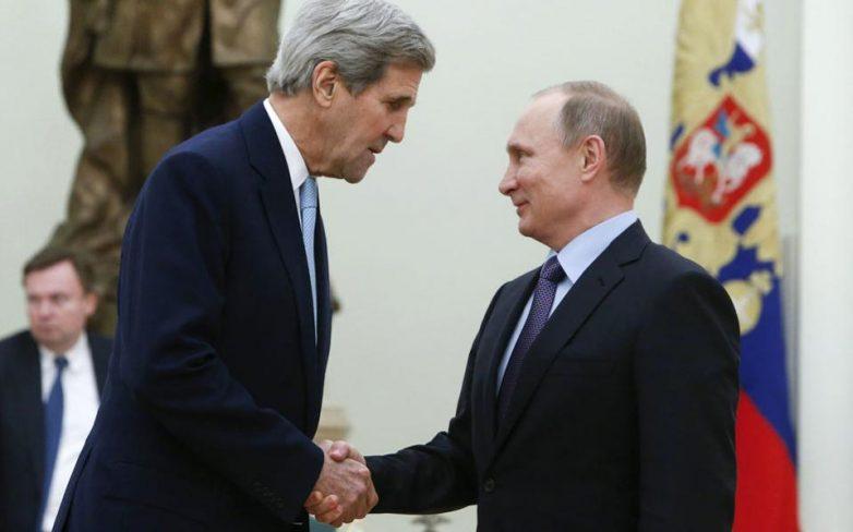 Πιο κοντά ΗΠΑ – Ρωσία στο Συριακό
