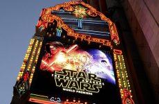Ρεκόρ εισπράξεων στην πρεμιέρα του Star Wars