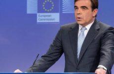 Επίσκεψη στην Ελλάδα του αντιπροέδρου της Ευρωπαϊκής Επιτροπής Μαργαρίτη Σχοινά