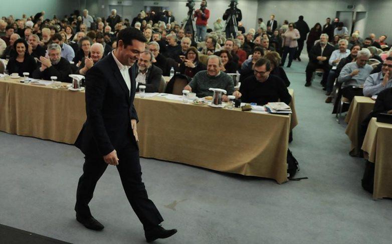 Απόφαση της Κ.Ε. ΣΥΡΙΖΑ για συνέδριο τον Απρίλιο