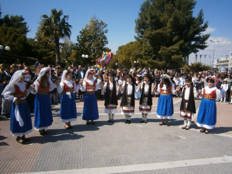 Στην Αγριά η Β΄ Συνάντηση Παραδοσιακών χορών παιδικών & εφηβικών συγκροτημάτων