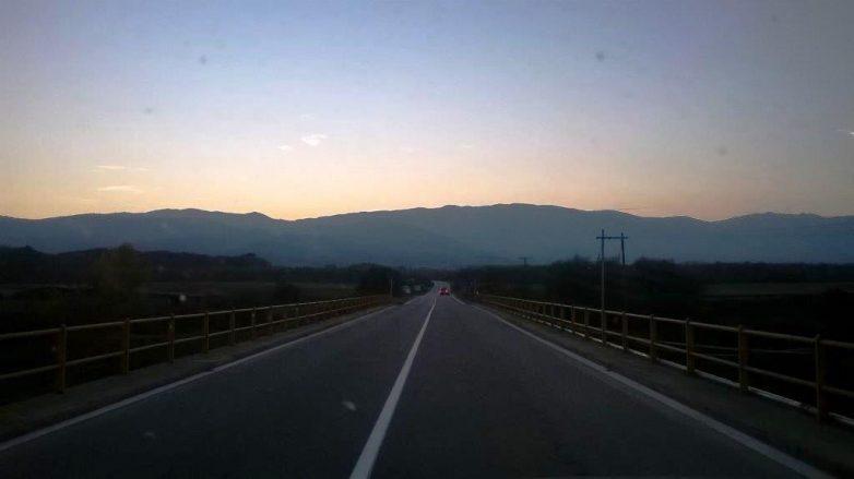 Ολοκληρώθηκε από την Περιφέρεια Θεσσαλίας η ασφαλτόστρωση τμήματος της οδού Ελασσόνας – Βερδικούσιας