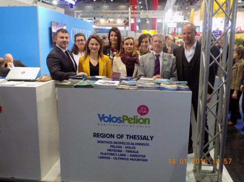 Η Περιφέρεια Θεσσαλίας στην Διεθνή Τουριστική Έκθεση  της Βιέννης Ferien