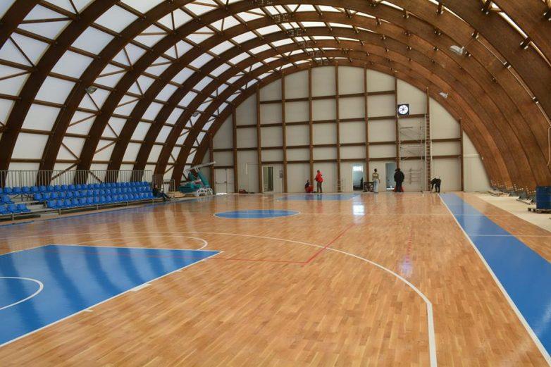 Ολοκληρώθηκε από την Περιφέρεια Θεσσαλίας και παραδίδεται προς χρήση το κλειστό γήπεδο μπάσκετ Σκιάθου