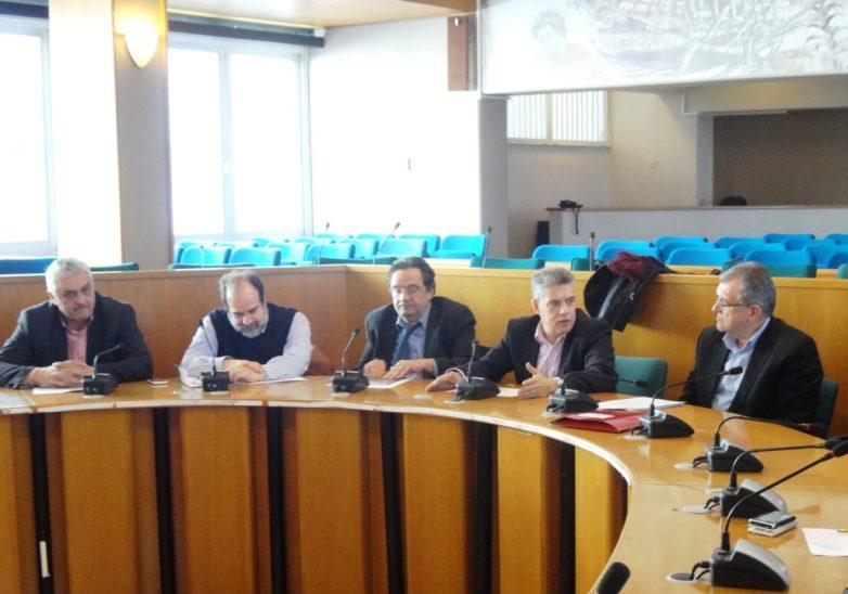 Σύσκεψη στην Περιφέρεια για την πρόληψη και προστασία από κρούσματα ελονοσίας