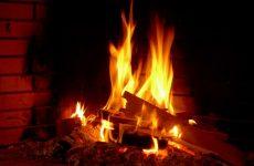 Φωτιά σε καμινάδα τζακιού στη Ν.Ιωνία