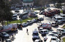 Ερντογάν: «Καμικάζι συριακής καταγωγής πίσω από την επίθεση αυτοκτονίας»
