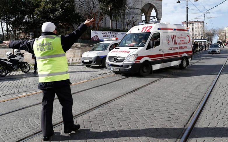 Το χρονικό αιματηρών επιθέσεων στην Τουρκία