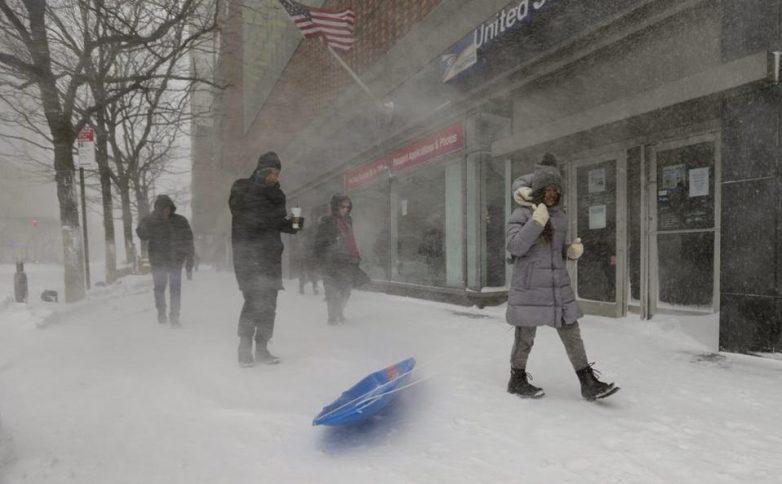 Σε κατάσταση έκτακτης ανάγκης η Νέα Υόρκη