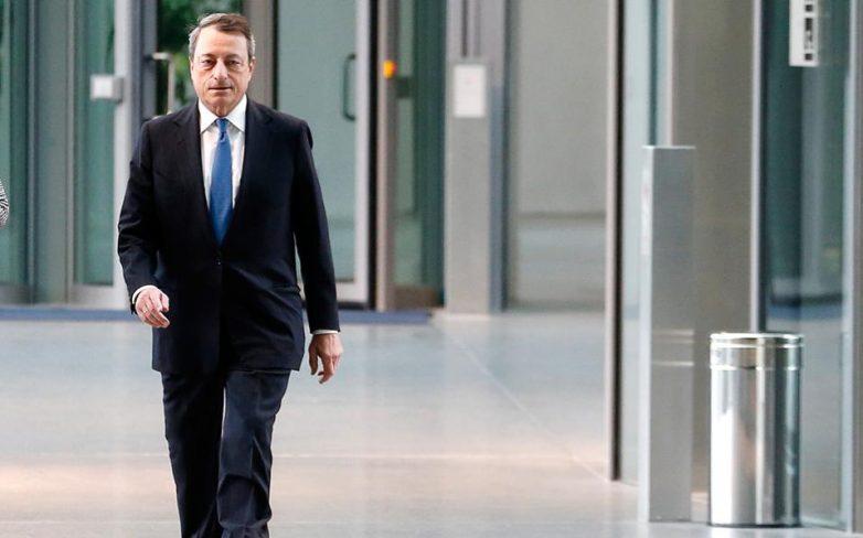 Ντράγκι: Τα βήματα για ένταξη της Ελλάδας στην ποσοτική χαλάρωση