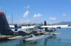 Έγκριση  Περιβαλλοντικών  Όρων για  δημιουργία υδατοδρομίου στο λιμάνι Σκοπέλου