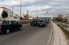 Προσωρινές κυκλοφοριακές ρυθμίσεις στον αυτοκινητόδρομο Π.Α.Θ.Ε.  λόγω αγροτικών κινητοποιήσεων