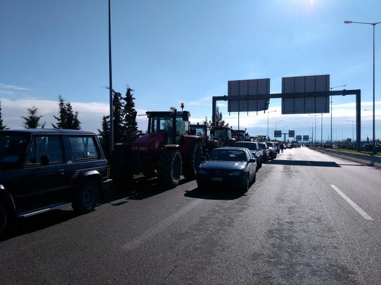 Κυκλοφοριακές ρυθμίσεις λόγω αγροτικών κινητοποιήσεων
