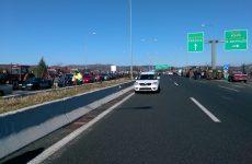 Κυκλοφοριακές ρυθμίσεις λόγω αγροτικών κινητοποιήσεων στη N.Ε.Ο. Λάρισας – Κοζάνης