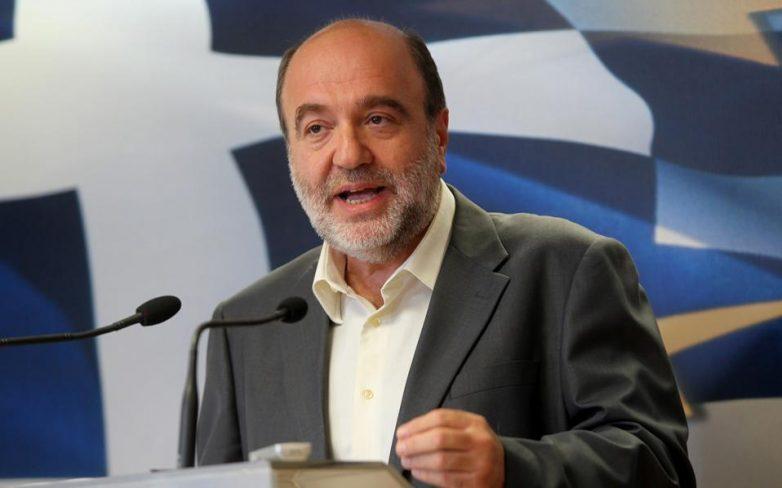 Αλεξιάδης: «Επιθυμούμε τον διάλογο με τους αγρότες»