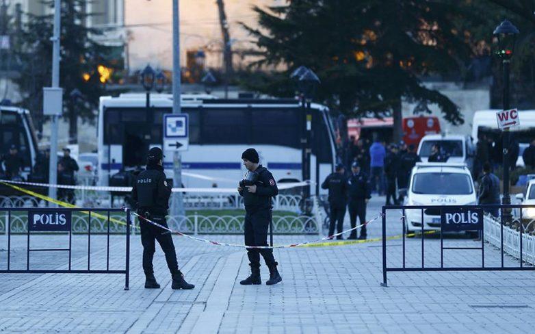 Σύλληψη Τούρκων πανεπιστημιακών που ζητούν παύση βίας