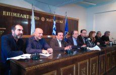 Επιστολή συντονιστικής Επιτροπής Φορέων Ελευθέρων Επαγγελματιών Μαγνησίας επί του ν/σ για το Ασφαλιστικό-Φορολογικό