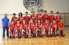 Πραγματικότητα το 1ο camp  μπάσκετ του Ολυμπιακού Βόλου