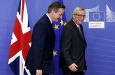 Κάμερον: Δεν έχουμε φτάσει στο επιθυμητό σημείο με την Ε.Ε.