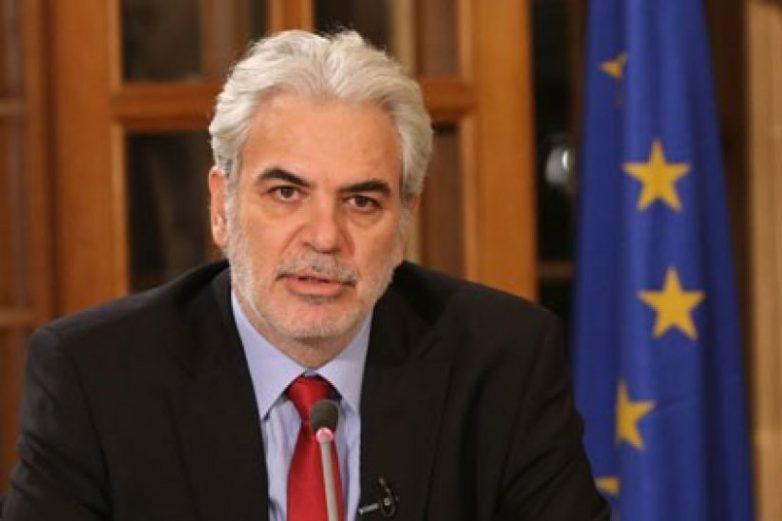 ΕπίσκεψητουΕπιτρόπου Χρήστου Στυλιανίδη σήμερα στην Αθήνα