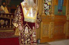Η Θεία Λειτουργία του Αγίου Ιακώβου στον Μητροπολιτικό Ιερό Ναό Αγίου Νικολάου Βόλου