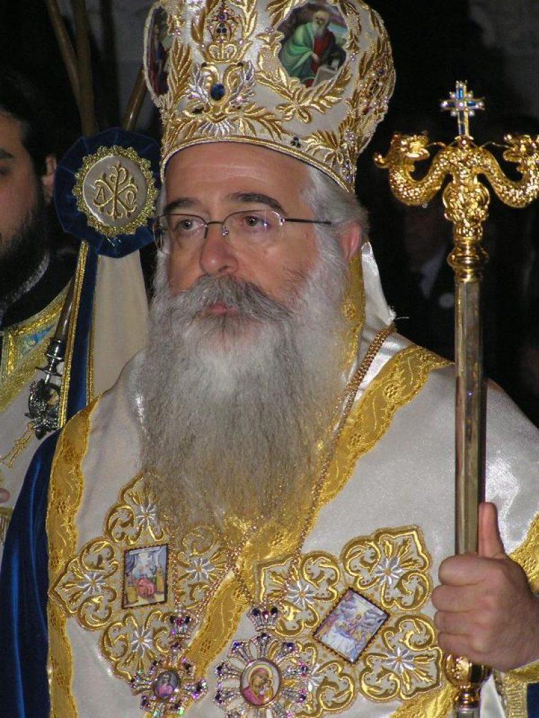 Μήνυμα του Μητροπολίτου Δημητριάδος & Αλμυρού κ. Ιγνατίου  για την εορτή των Θεοφανίων 2016
