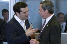 Ταχεία ολοκλήρωση της αξιολόγησης επιθυμούν Τσίπρας – Ντράγκι
