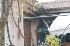 Φωτιά  από άγνωστη αιτία σε σπίτι στην Αγριά