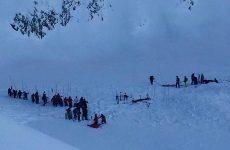 Τρεις νεκροί απο χιονοστιβάδα στις γαλλικές Αλπεις