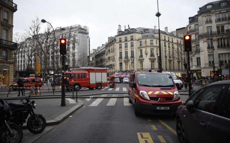 Μεγάλη πυρκαγιά στο ξενοδοχείο Ritz στο Παρίσι