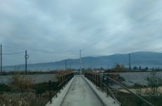 Σε φάση υλοποίησης η κατασκευή οδογέφυρας επί του χειμάρρου Ξηριά