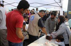 Ελεγχοι σε ΜΚΟ και εθελοντές από FRONTEX και ΕΛ.ΑΣ. στο βόρειο Αιγαίο