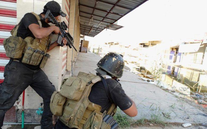 «Χάνει έδαφος» σε Ιράκ και Συρία το ΙΚ