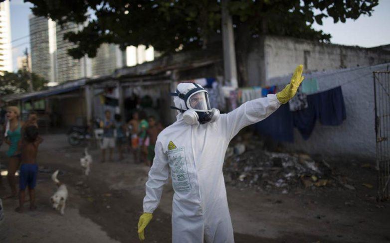 Κρούσματα του ιού Ζίκα σε έξι ευρωπαϊκές χώρες