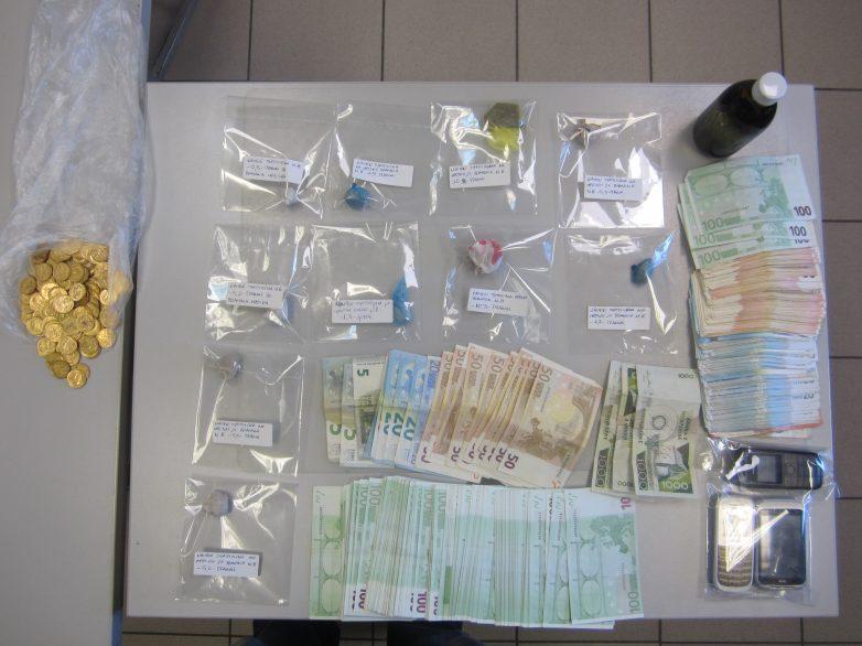 Συνελήφθη αλβανός στη Λάρισα  κατηγορούμενος για διακίνηση ναρκωτικών