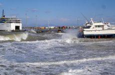 Απαγορευτικό απόπλου σε Πειραιά, Ραφήνα, Λαύριο – Αναλυτικά η πρόγνωση του καιρού