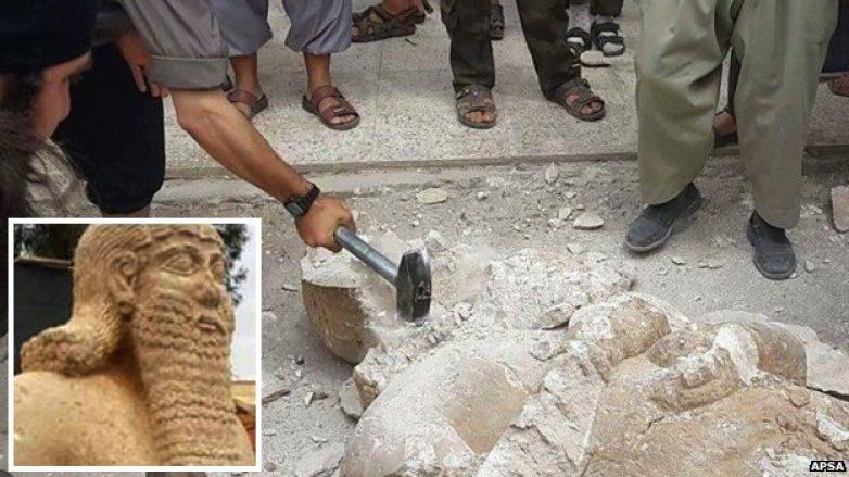 Η πολιτιστική κληρονομιά σε κίνδυνο:  παράνομη διακίνηση πολιτιστικών αγαθών, ένοπλες συρράξεις  και πολιτιστική διπλωματία