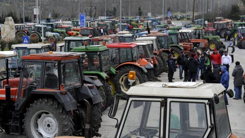 Τροποποίηση κυκλοφοριακών ρυθμίσεων στο πλαίσιο των αγροτικών κινητοποιήσεων