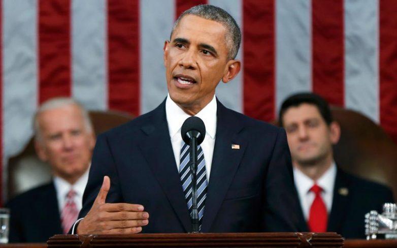 Ενωτικός αλλά επικριτικός ο Ομπάμα στο Κογκρέσο